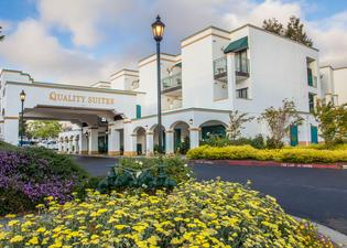 Quality Suites Downtown San Luis Obispo