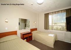 Kiwi International Hotel - Auckland - Kamar Tidur