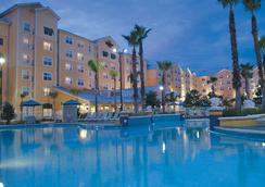 Residence Inn by Marriott Orlando at SeaWorld - Orlando - Kolam