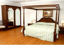 Hari Niwas Palace - Jammu - Kamar Tidur
