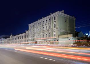 Veliy Moscow Mokhovaya Hotel