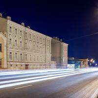 Veliy Hotel Mokhovaya Moscow Hotel Front - Evening/Night