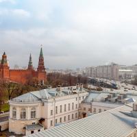 Veliy Hotel Mokhovaya Moscow View from Hotel