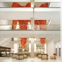 Hilton Barcelona Hotel Lobby
