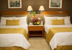 Hotel Olmeca Plaza - Villahermosa - Kamar Tidur