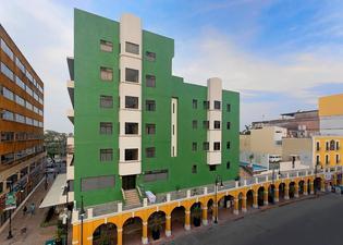 Hotel Olmeca Plaza