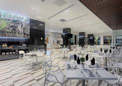 Hotel Olmeca Plaza - Villahermosa - Restoran
