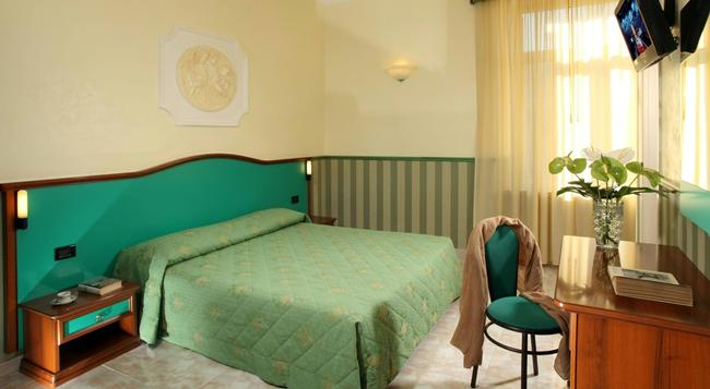 Hotel Dorica - Rome - Bedroom