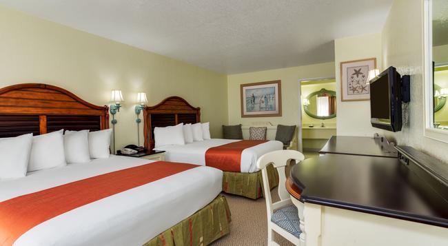 Seralago Hotel & Suites - Kissimmee - Bedroom
