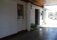 Hostal Alcalá - Temuco - Pemandangan luar