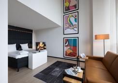 Apollo Hotel Groningen - Groningen - Kamar Tidur