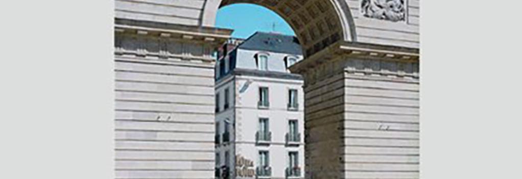 Quality Hotel du Nord Dijon Centre - Dijon - Building