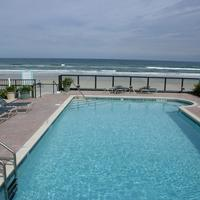 Daytona Shores Inn and Suites Outdoor Pool