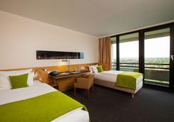 Lindner Congress Hotel - Düsseldorf - Kamar Tidur