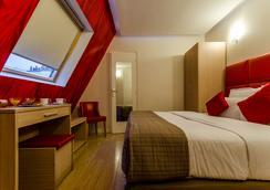 Hotel Riviera - Paris - Kamar Tidur