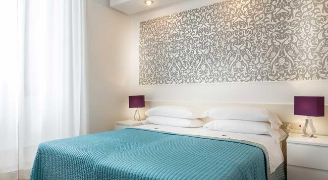 Hotel Traiano - Rome - Bedroom
