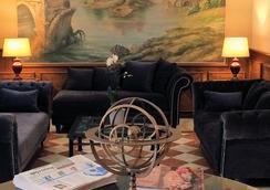 Hotel Traiano - Roma - Lobi