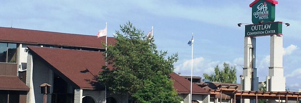 FairBridge Inn & Suites, Kalispell - Kalispell - Building