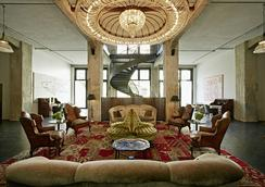 Soho House Berlin - Berlin - Lounge
