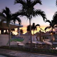 Villa Mahapala Hotel Front