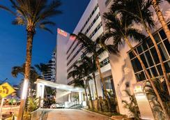 Riu Plaza Miami Beach - Miami Beach - Bangunan