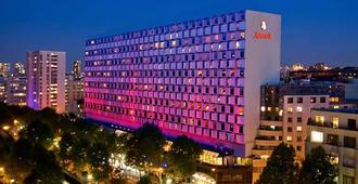 Paris Marriott Rive Gauche Hotel and Conference Center - Paris - Bangunan