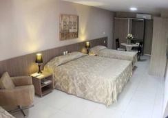 Amuarama Hotel - Fortaleza (Ceará) - Kamar Tidur