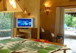 The Rarotongan Beach Resort and Spa - Rarotonga - Kamar Tidur