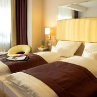 Favored Hotel Scala Comfort twin bed room