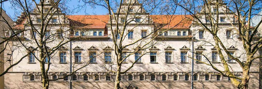 Hotel Oderberger - Berlin - Building