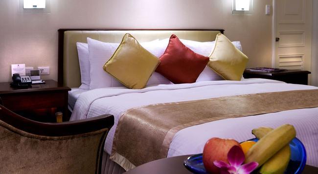 Sunworld Dynasty Hotel Taipei - Taipei - Bedroom