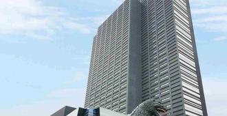 Hotel Gracery Shinjuku - Tokyo - Bangunan