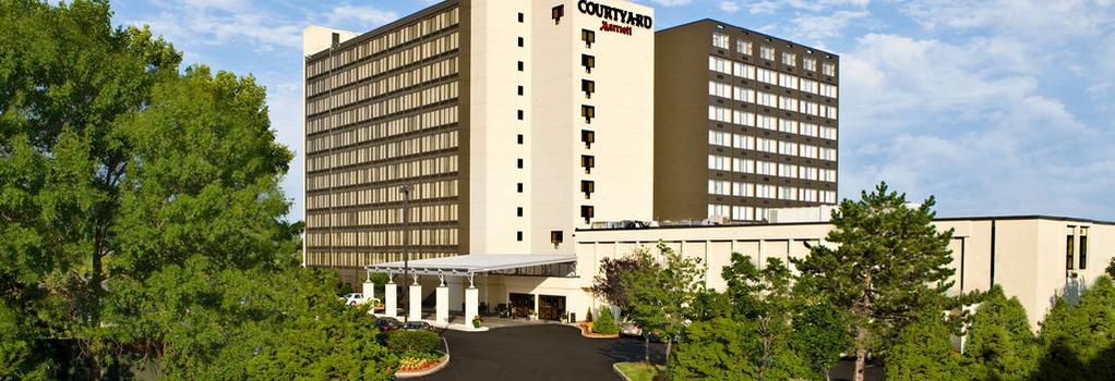 Courtyard by Marriott Boston Logan Airport - Boston - Building
