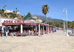 Hotel José Cruz - Nerja - Pantai