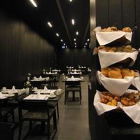 Sana Berlin Hotel Breakfast Area