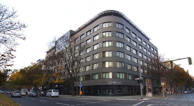 Sana Berlin Hotel - Berlin - Building