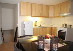 Central City Apartments - Oslo - Dapur