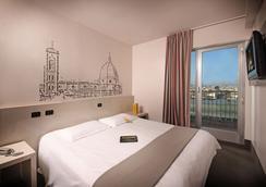B&B Hotel Firenze City Center - Florence - Kamar Tidur