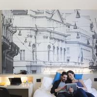 B&B Hotel Milano Sant'Ambrogio Guestroom
