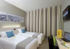 B&B Hotel Trieste - Trieste - Kamar Tidur