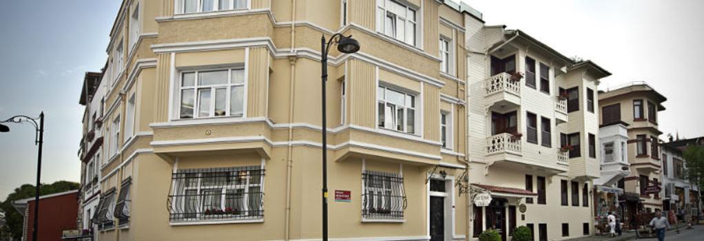 Hotel Sari Konak - Istanbul - Building