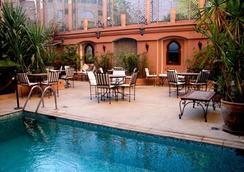 Hotel Nassim - Marrakesh - Kolam
