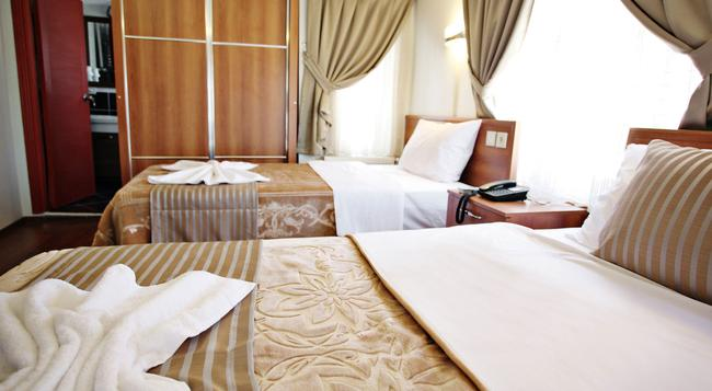 Taksim Palace Hotel - Istanbul - Bedroom