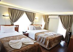 Taksim Palace Hotel - Istanbul - Kamar Tidur