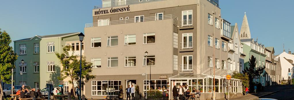 Hotel Odinsve - Reykjavik - Building