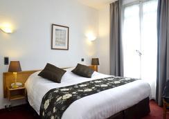 Hotel d'Angleterre Grenoble Hyper-Centre - Grenoble - Kamar Tidur