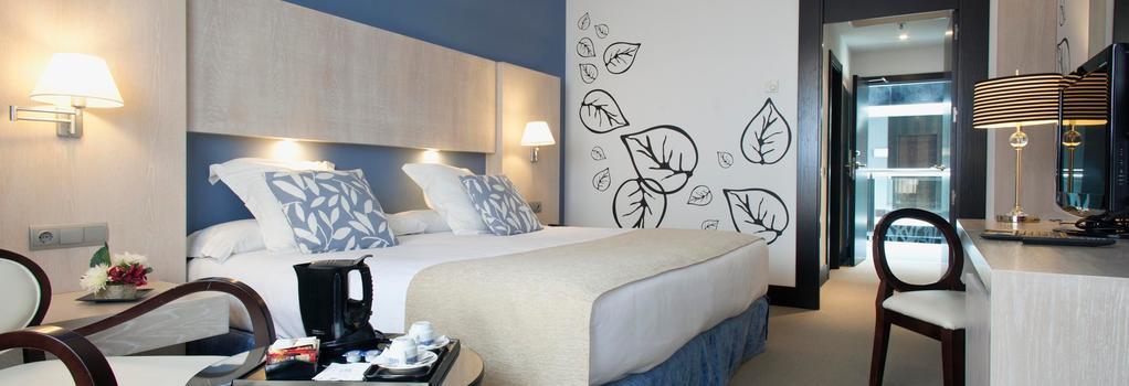 Hotel Nuevo Boston - Madrid - Bedroom