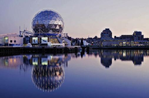 Empire Landmark Hotel - Vancouver - Atraksi Wisata