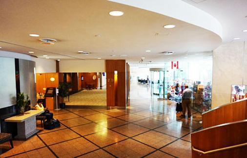 Empire Landmark Hotel - Vancouver - Lobi