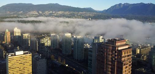 Empire Landmark Hotel - Vancouver - Pemandangan luar